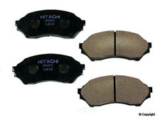 Hitachi Disc Brake Pad fits 1999-2001 Mazda Protege  WD EXPRESS