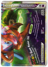 POKEMON • Rayquaza & Deoxys LEGGENDA LEGEND • PARTE B BOTTOM 90/90 ULTRA RARA