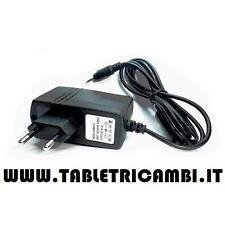 RICAMBIO ALIMENTATORE ORIGINALE 5v MEDIACOM TABLET SMARTPAD M-MP815i