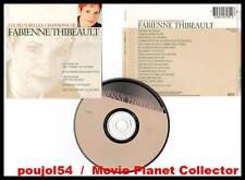"""FABIENNE THIBEAULT """"Les Plus Belles Chansons De"""" (CD) 1994"""