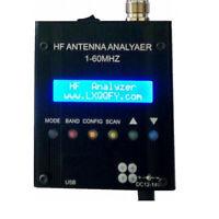 MR300 Digital Shortwave Antenna Analyzer Meter 1-60M Tester For Ham Radio