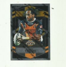 2012 NRL DYNASTY SILVER FOIL PARALLEL TIGERS SP194 LOTE TUQIRI CARD FREE POST