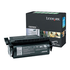 ORIGINALE TONER LEXMARK 1382920 BK NERO PER Lexmark Optra S 1800 Series 1855 N
