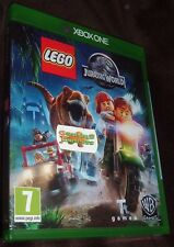 LEGO Jurassic World XBOX ONE XB1 NEW SEALED FREE UK p&p UK SELLER