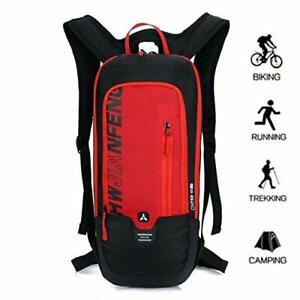 BLF Bike Backpack, Waterproof Breathable Cycling Bicycle Rucksack, 10L Mini Ultr