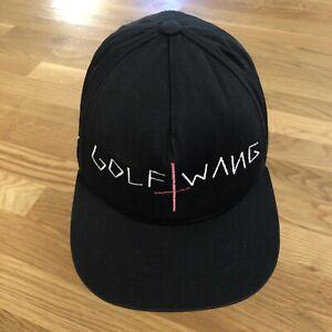 Golf Wang Box Cutter Snapback Hat Odd Future Tyler The Creator OFWGKTA Cap Flaw*