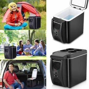 Car Refrigerator Fridge Freezer Portable Cooler Warmer Home Travel Camping 12V