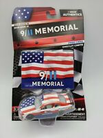 Nascar Authentics 2019 Wave 10 9/11 MEMORIAL CAR 1 64 Red White & Blue