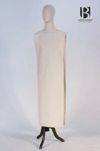 Medieval Cotton Padded White Color Costume Renaissance Tabard SCA