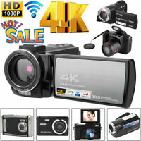 Video Camcorder HD 720P/1080P Handheld Digital 16X Digital Camera Night Vision