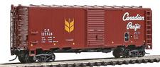 InterMountain # 66812-08 Modified AAR 40' Boxcar Canadian Pacific 123586 N MIB