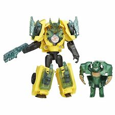 Transformers Commander CLASSE Bumblebee V Major Mayhem Action Figure Nuovo