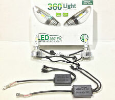 D1s d2s d1 d2 LED bulbs, headlight conversion to LED, Car Kfz Car Conversion Kit