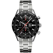 Mechanisch - (automatische) TAG Heuer Armbanduhren mit Chronograph