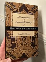 A Compendium Of The Theological Writings Of Emanuel Swedenborg Paperback Warren