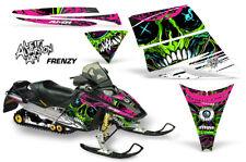 Ski Doo Rev Decal Graphic Kit Ski-Doo Sled Snowmobile Sticker Wrap 03-09 FRNZY G