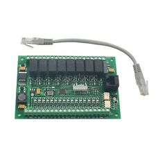 Mach3 USB CNC Modbus E-Cut Expansion Card Breakout Interface Board for Engraving