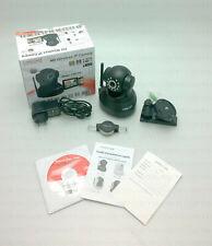 € 105+IVA FOSCAM HD Wireless IP Camera h.264 Pan/Tilt Day/Night IR Led