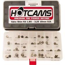 Complete Hotcams 10mm valve shim kit for KTM 690 Enduro year 2008-2016 shims
