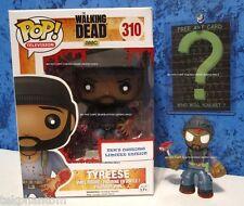 Walking Dead Tyreese Custom Bloody Funko Pop Vinyl 310 Mystery box Mini OOAK