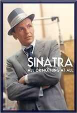 FRANK SINATRA All or Nothing at All 2xBLURAY in Inglese NEW .cp