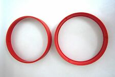 Jobo 2x Replacement Parts: Red locking ring Tank Cover Series 2500 -M10