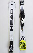 Ski Head WC Rebels i.SL Slalomcarver 165cm + Tyrolia SP 13 Modell 2017/18 (PE653