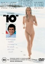 10 (DVD, 1999) Starring Dudley Moore & Bo Derek Brand New & Sealed Region 4