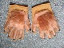 Halloween kids werewolf Horror Prop gloves
