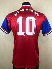 Bayern München 1993/1995 Matthäus Home VTG Fußball Soccer Jersey Trikot Adidas S
