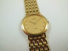 Lassale by Seiko Gold Tone Base Metal 5L10-6000 Sample Watch NON-WORKING