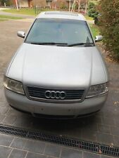 car audi a6 as is