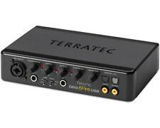 Terratec DMX 6Fire externe USB-Soundkarte NEU & OVP