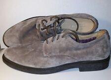 Sebago Turner Lace Up Mens Oxford 10.5 taupe suede 594c2ee64