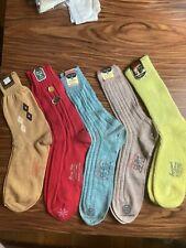 Vintage Men's Dress Sock Lot Nos 60s
