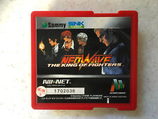 jeu king of fighters neo wave atomiswave sammy