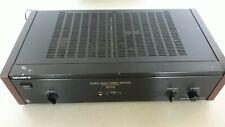 Vintage Sony TA-N110 2 Channel Stereo/Mono Power Amplifier Works Great