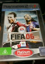 Fifa 06 (no booklet) PLAYSTATION 2 PS2 - FREE POST