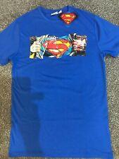 Men's Primark Superman T-shirt Size L Official Licensed