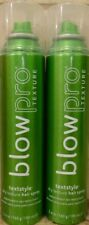 (2) Blow Pro Texture Textstyle Dry Texture Hair Spray - 5.6 ounces Each