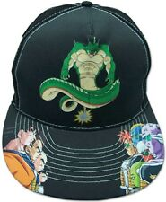 Dragon Ball Z Goku Villains Face Off Officially Licensed Snaback Hat