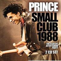 Prince - Small Club 1988 (2cd)
