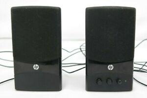 HP Multimedia Speakers Model No: UC-236  TF