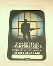 Tom Petty Heartbreakers Hard Promise Tour 1981 Concert Crew Stage Pass Otto NOS