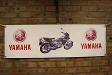 Yamaha Rd350lc Grande PVC Garage Lavoro Shop Banner Men Cave Show Banner Capanni