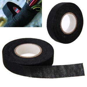 19mm x 15M Wire Harness Adhesive Electrical High Temp Weft Tapes Sealant Roll
