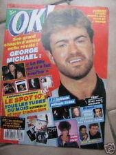 OK 620 (30/11/87) GEORGE MICHAEL Rick Astley Goldman INDOCHINE PATRICK JUVET