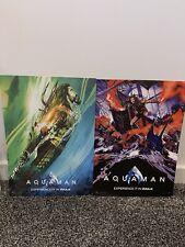 Rare Dc Comics Aquaman Jason Momoa Anime A3 Imax Cinema Posters