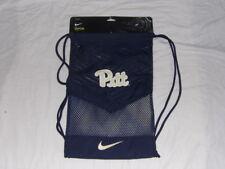 Pittsburgh Pitt PANTHERS NCAA Nike Vapor Gymsack Drawstring Bag NWT