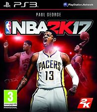 NBA 2K17 PS3 Standard Edition - Brand New and Sealed